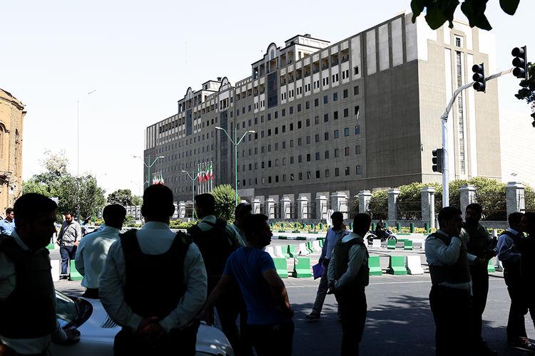 تصاویر+حادثه+تروریستی+در+مجلس