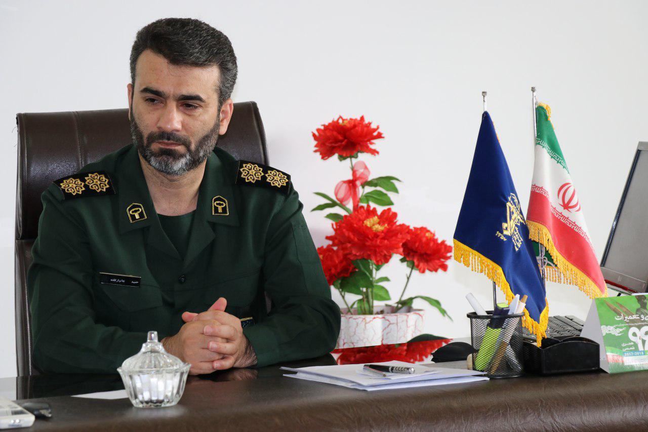 جانباز-حمید-سرهنگ-سپاه-ناحیه-ماسال