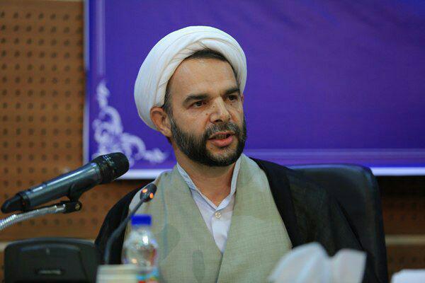 حجت الاسلام حمزه خلیلی رئیس کل دادگستری استان قم