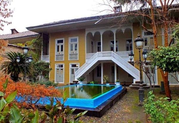 خانه میرزا خلبل رفیع