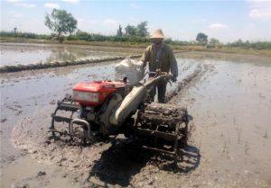 ماشین الات کشاورزی