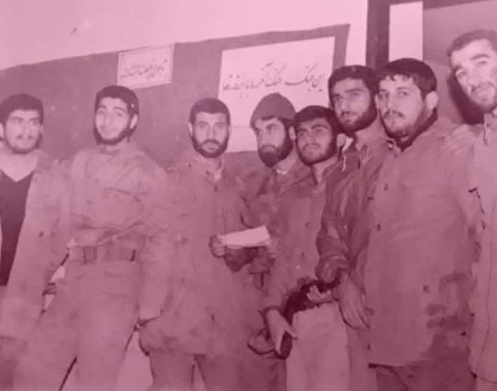 رزمنده +خرمشهر سید تقی موسویان