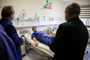 بیمارستان صحرایی +کرونا