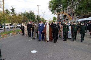 رژه ارتش گیلان