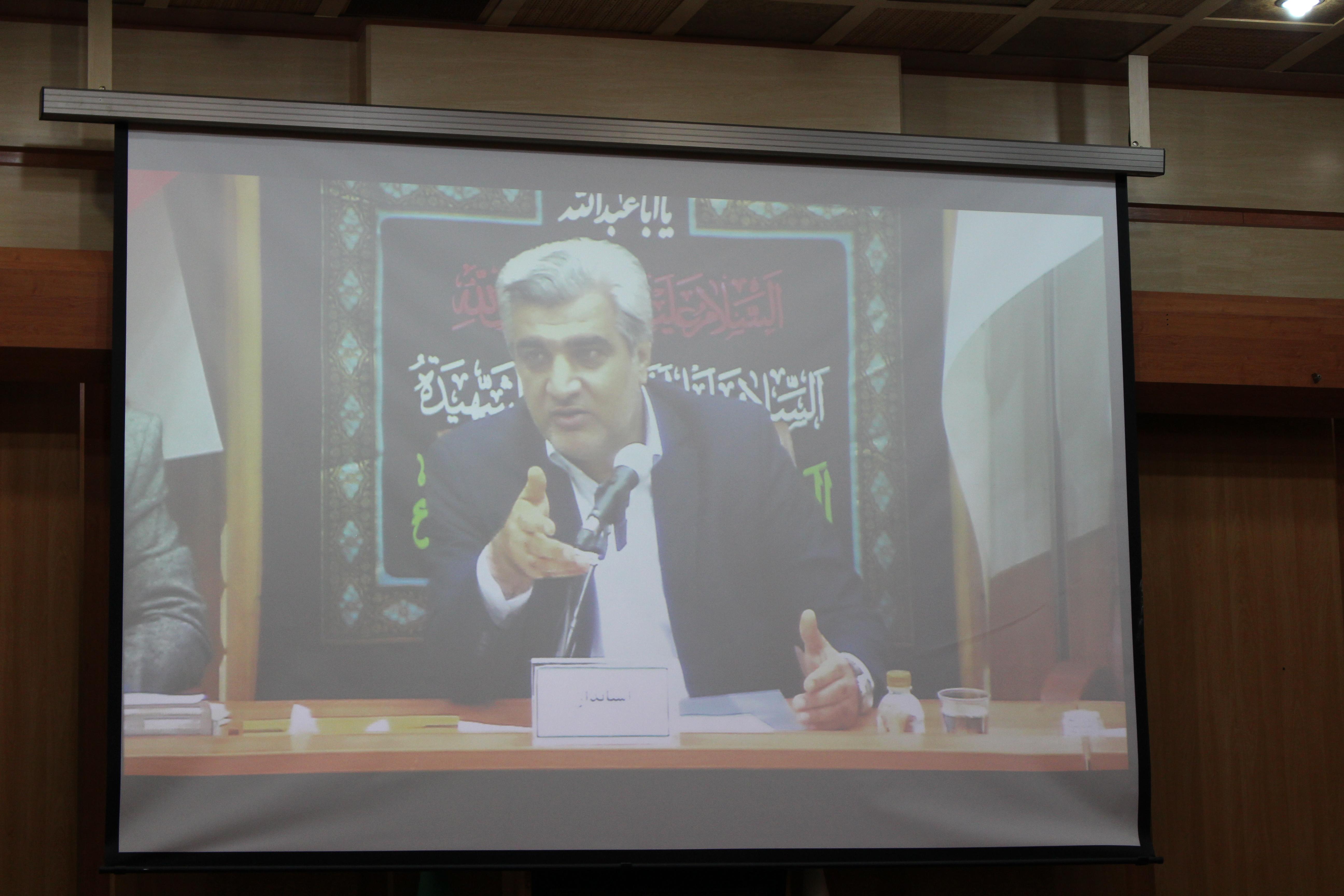 نشست استاندار با خبرنگار