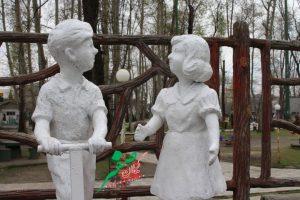 مجسمه فومن