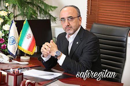 مدیر کل تامین جمیل حق پرست