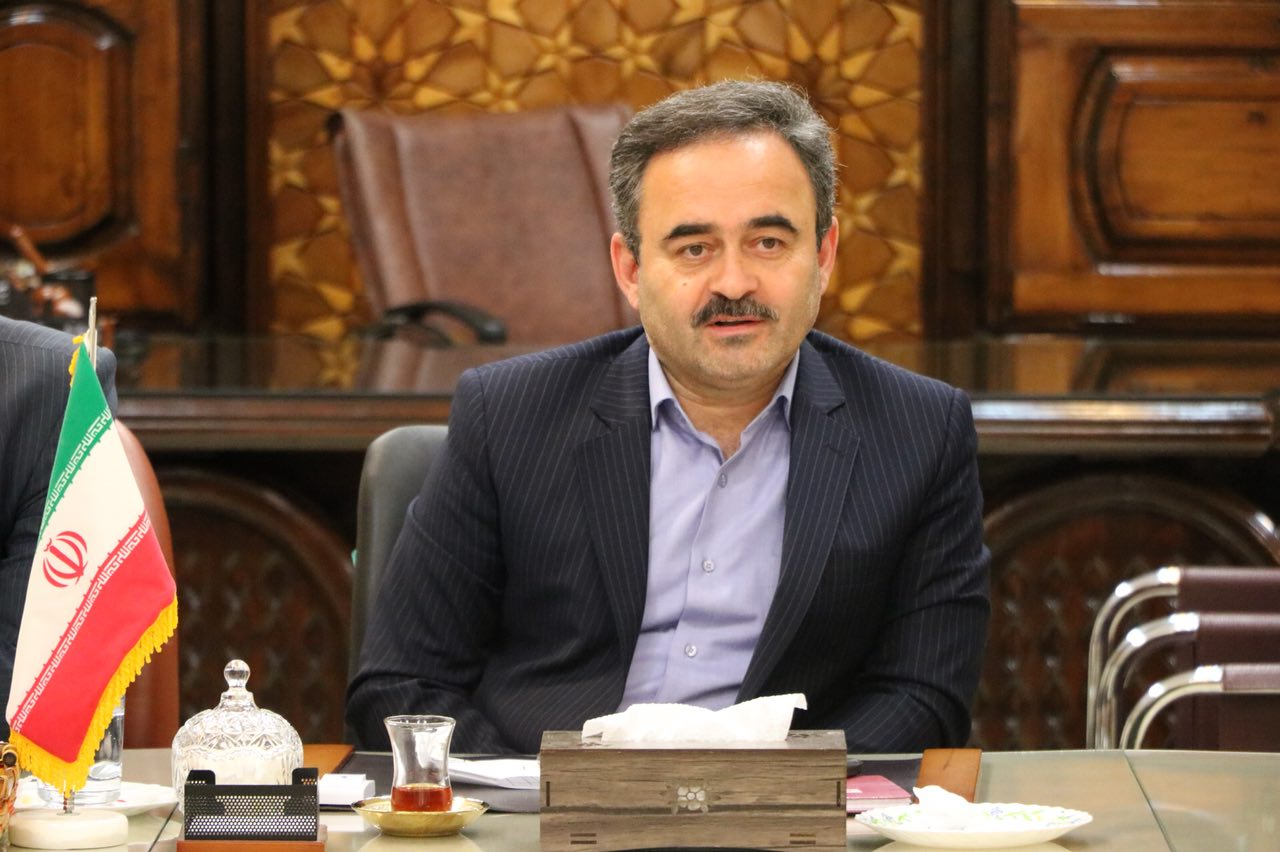 جانبازی فرماندار لاهیجان