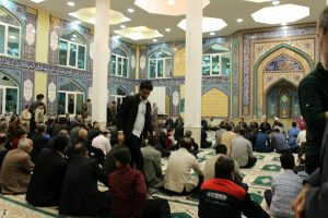 مسجد پیامبر اعظم فومن