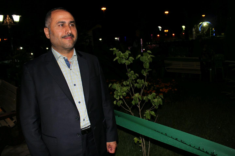 شهردار احمد سر گوراب