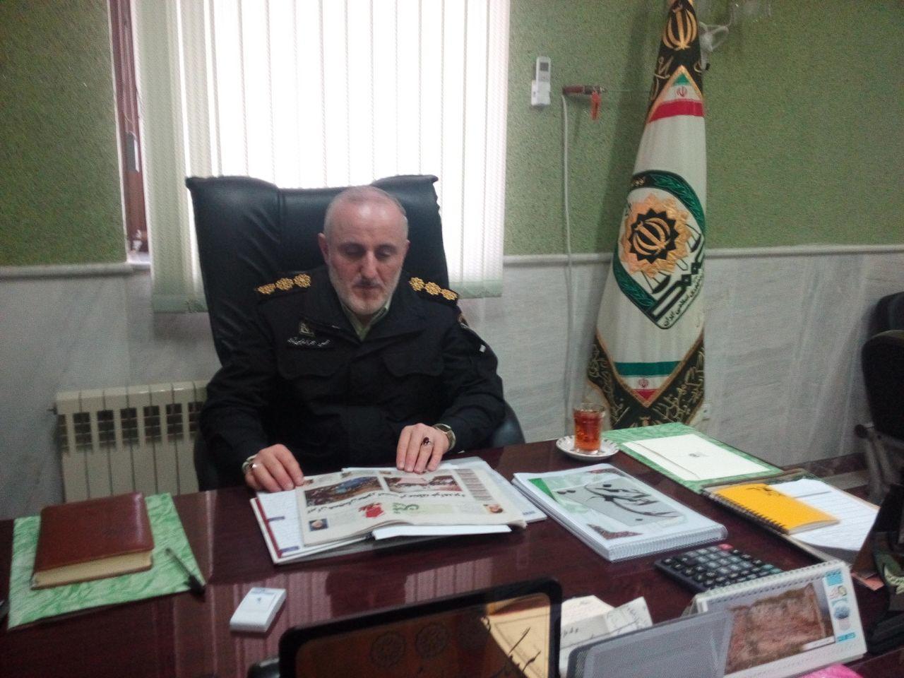 جعفرزاده نیروی انتظامی