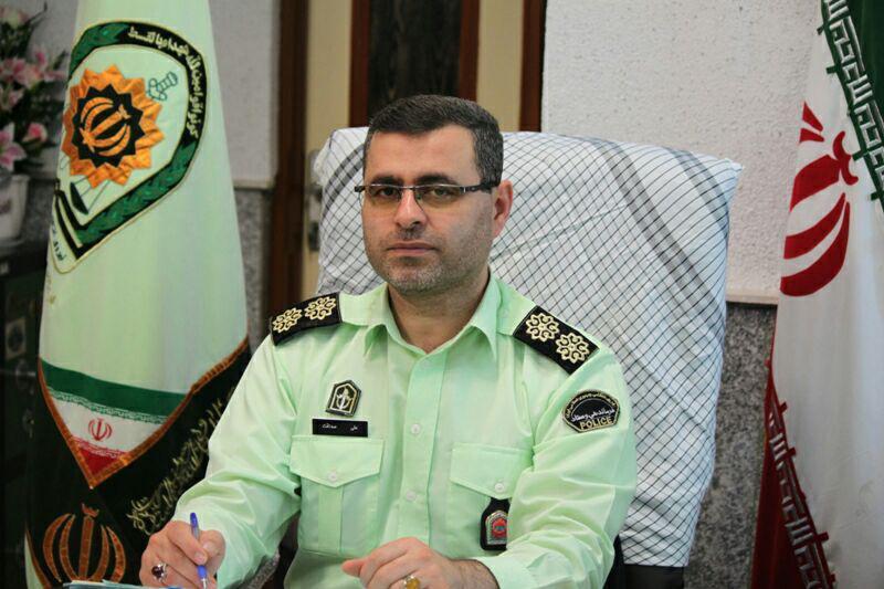 فرمانده نیروی انتظامی شفت