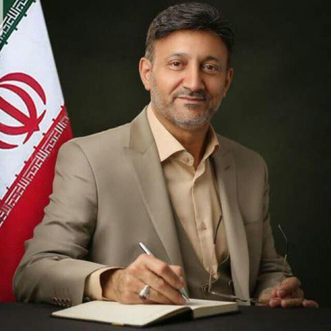 ناصر حاج محمدی شهردار
