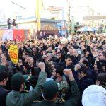 مردم فومن+سردار سلیمانی