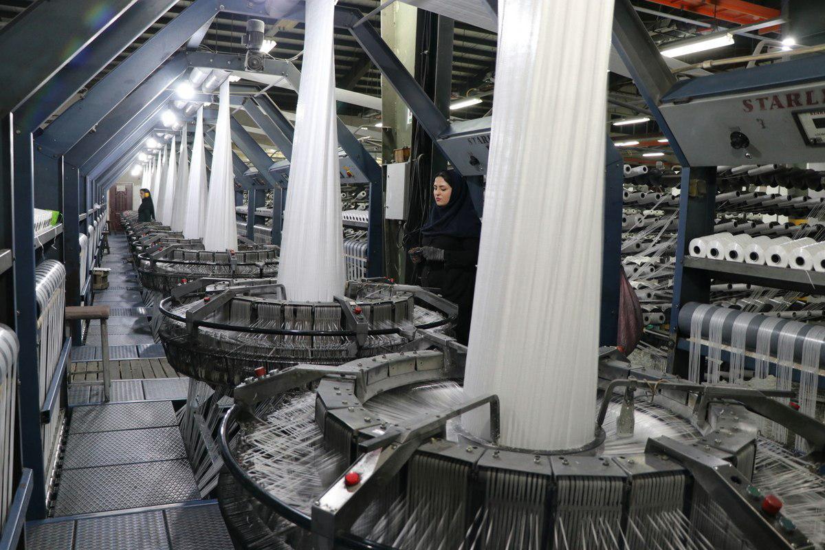 شرکت تولیدی کیسه های نایلونی مواد پلی پروپلین صومعه سرا