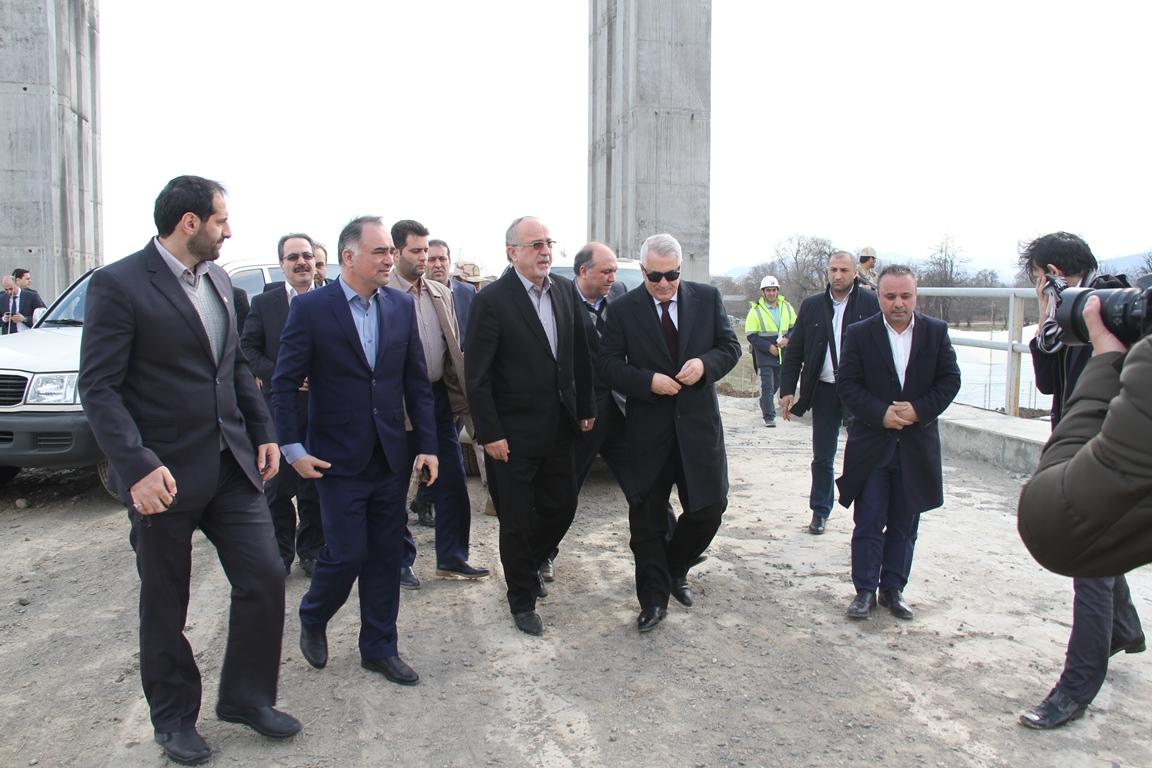 اتصال راه آهن جمهوری آذربایجان به ایران کریدور شمال جنوب را به اقتصادی ترین کریدورهای موجود  تبدیل خواهد کرد