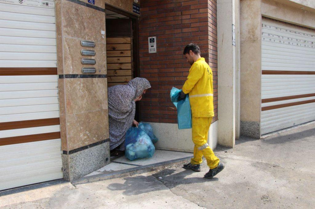 کاهش ۵۵۰ تنی زباله در رشت بخاطر گرانی ها/افزایش تعداد زباله گردها در سطح شهررشت