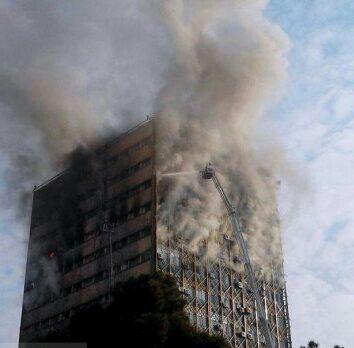 حادثه پلاسکو امنیتی نیست/ تیم استانداری تهران وارد عمل شده است/سفارتخانههای حوالی پلاسکو را تخلیه کردیم