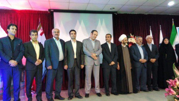 مسعود کاظمی به طور رسمی به عنوان شهردار لاهیجان معارفه و آغاز بکار کرد