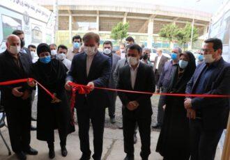 افتتاح همزمان ۳۳ پروژه صنعتی و ورزشی در رشت
