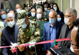 ۲۰ میلیارد تومان پروژههای عمرانی و حوزه سلامت نیروی زمینی ارتش در گیلان به بهرهبرداری رسید