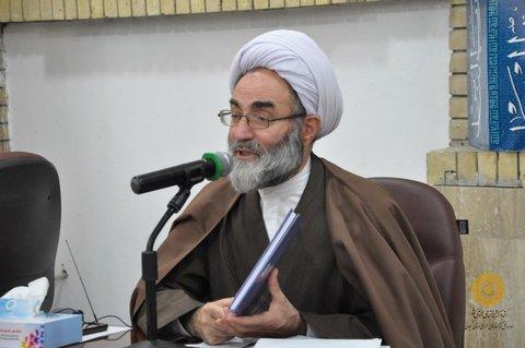 تبلیغ دین روحیه جهادی و مجاهدانه می خواهد/درهجمه دشمنان به دین خدا ، پناهگاه ما خدا، میدان ما انقلاب و ابزار ما هم نظام اسلامی است