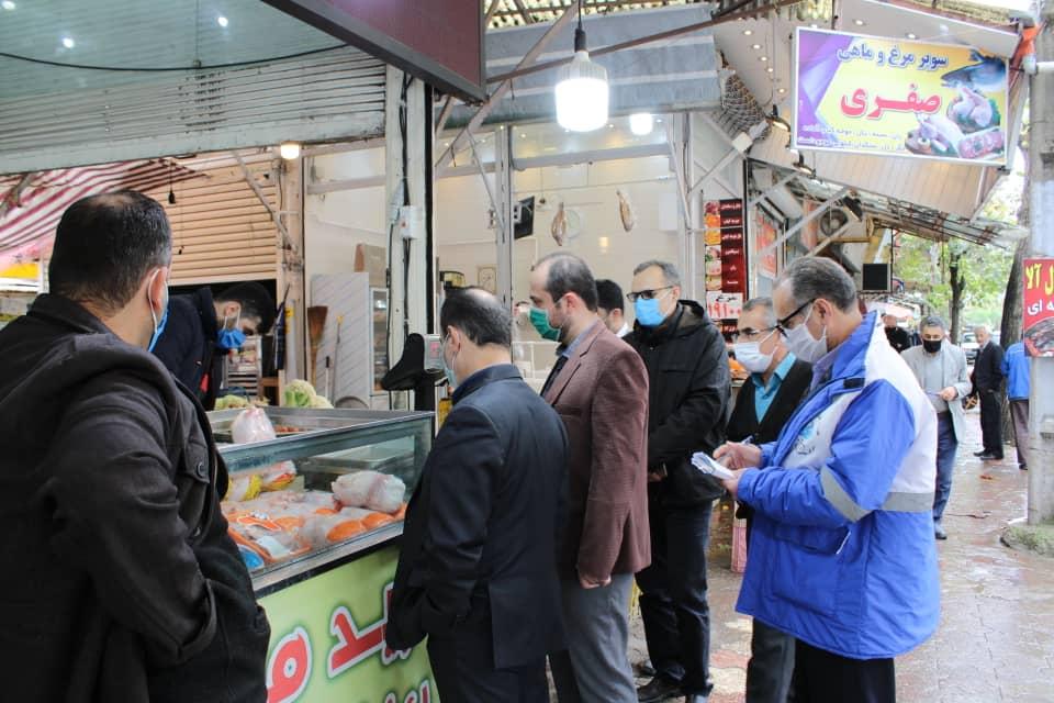 اجرای طرح نظارت و بازرسی عیدانه برای تنظیم بازار