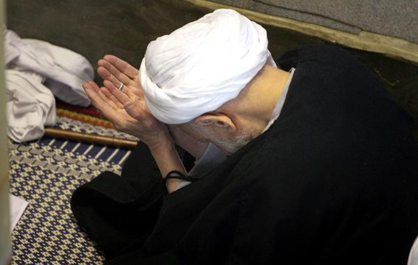 علاقه زیاد حضرت آیت الله بهجت به زیارت/راز  نام آیت الله بهجت