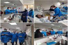 بازدید رئیس سازمان نظام پزشکی کشور از مرکز آموزشی درمانی رازی رشت