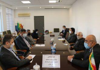 جلسه هماهنگی برگزاری بیست و سومین جشنواره خیرین مدرسه ساز استان برگزار گردید.