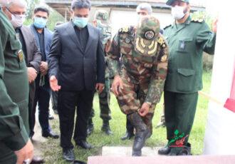 امضای تفاهم نامه محرومیت زدایی ارتش و مسئولان گیلان/اگر چه ارتش در استان گیلان پادگانی ندارد اما مردم ولی نعمتان ما هستند