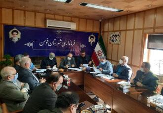 تصویب بیش از ۷۱ میلیارد تومان اعتبار برای حوزه آب و فاضلاب شهرستان فومن