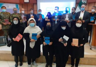 گزارش تصویری آیین اختتامیه پنجمین جشنواره ملی فانوس در گیلان