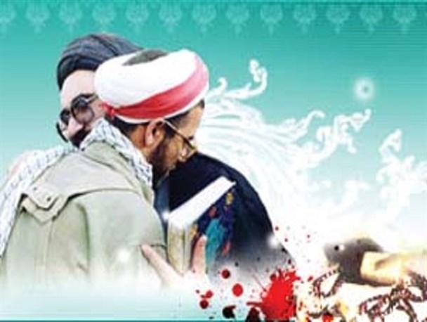 یادواره شهدای روحانی و طلبه غرب گیلان با سخنرانی مصلحی وزیر اسبق اطلاعات