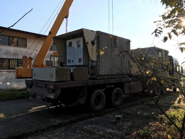 تجهیزات CNG جهت آموزش اپراتورهای CNG از تهران به گیلان منتقل شد