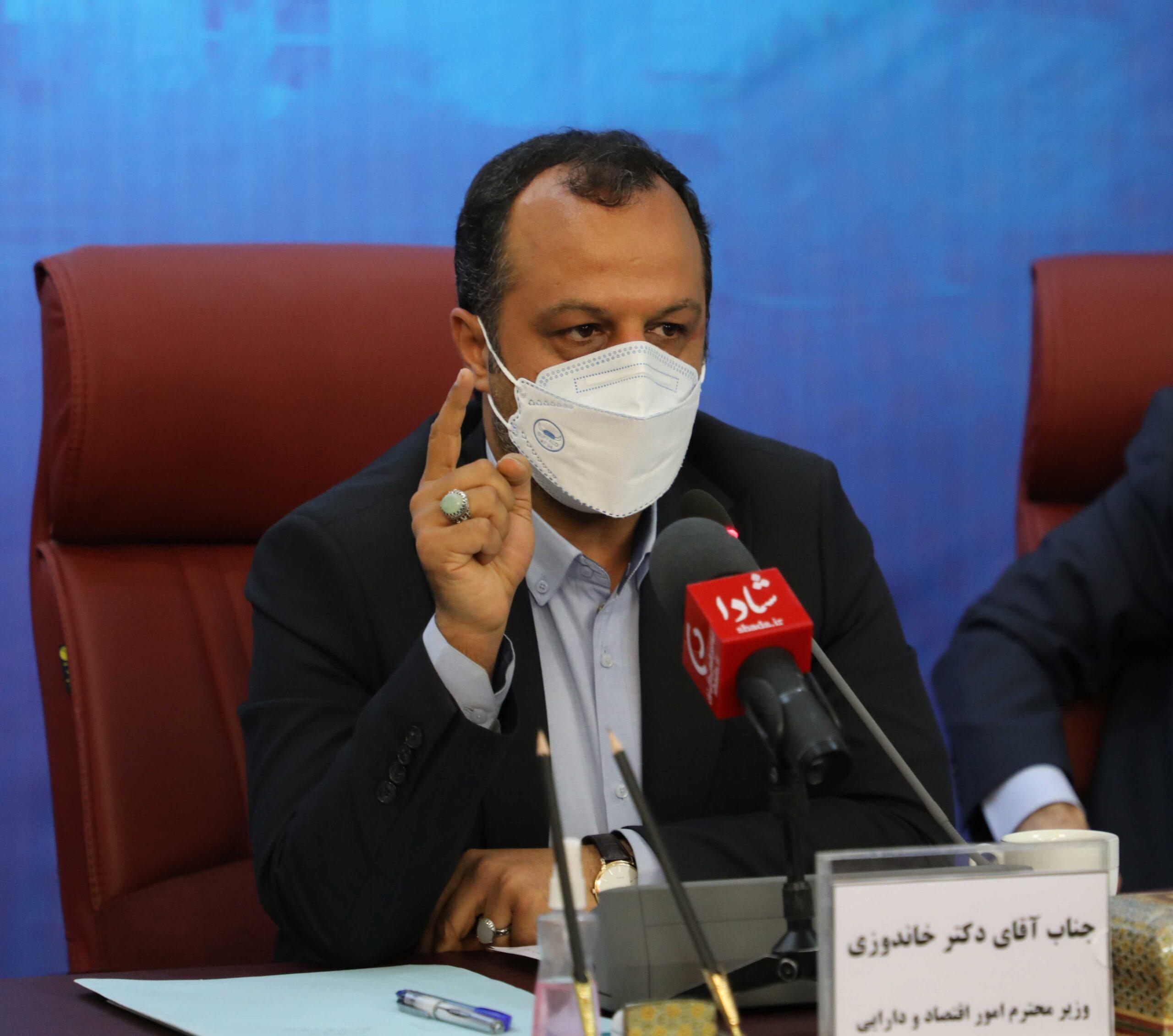 تاکید وزیر امور اقتصادی و دارایی بر تسریع اعطای تسهیلات کمک ودیعه مسکن