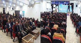 برگزاری مراسم افتتاحیه سی و پنجمین دوره مسابقات قرآن، عترت و نماز مرحله استانی به میزبانی منطقه خمام