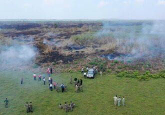 آتشی که نقش بر آب شد/ چرا سودجویان در تصرف تالاب انزلی ناکام ماندند؟