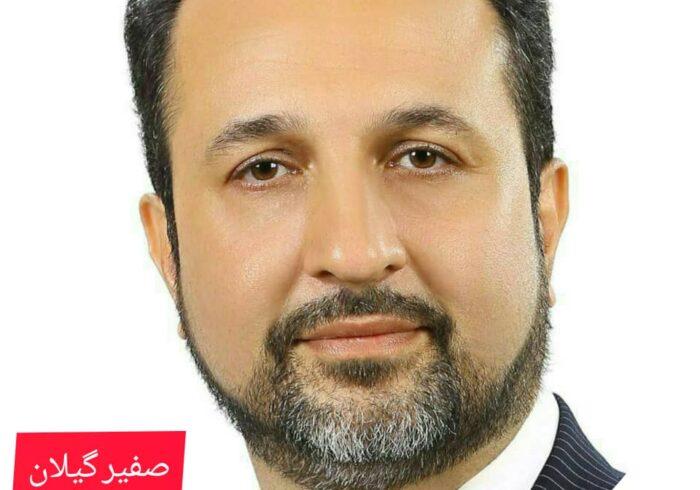 کاظم قربانی گشتی به عنوان شهردار  از شورای شهر فومن رای اعتماد گرفت