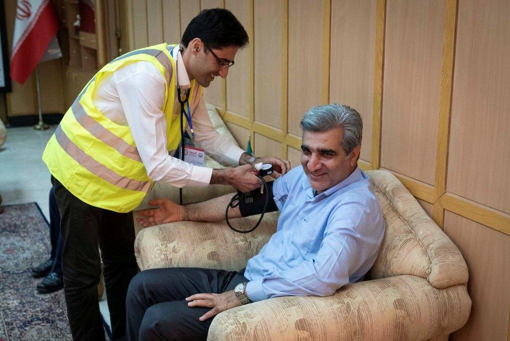 طرح کنترل فشار خون در راستای ارتقای سلامتی مردم با رویکرد پیشگیرانه