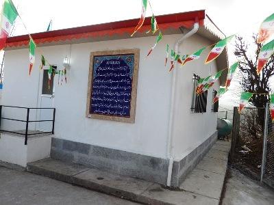 مدرسه خیّری روستای بالا فیدره لاهیجان افتتاح و به بهره برداری رسید