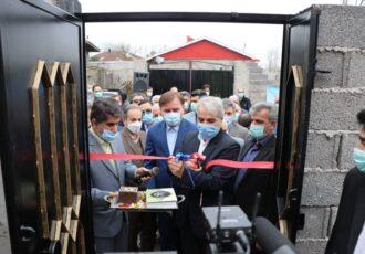 افتتاح ۱۶۰ واحد مسکونی مددجویان کمیته امداد