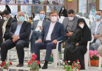 برگزاری مراسم گرامیداشت یاد و خاطره شهیدان انصاری و نورانی در رشت+ تصاویر