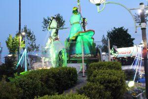 مجسمه آناهیتا