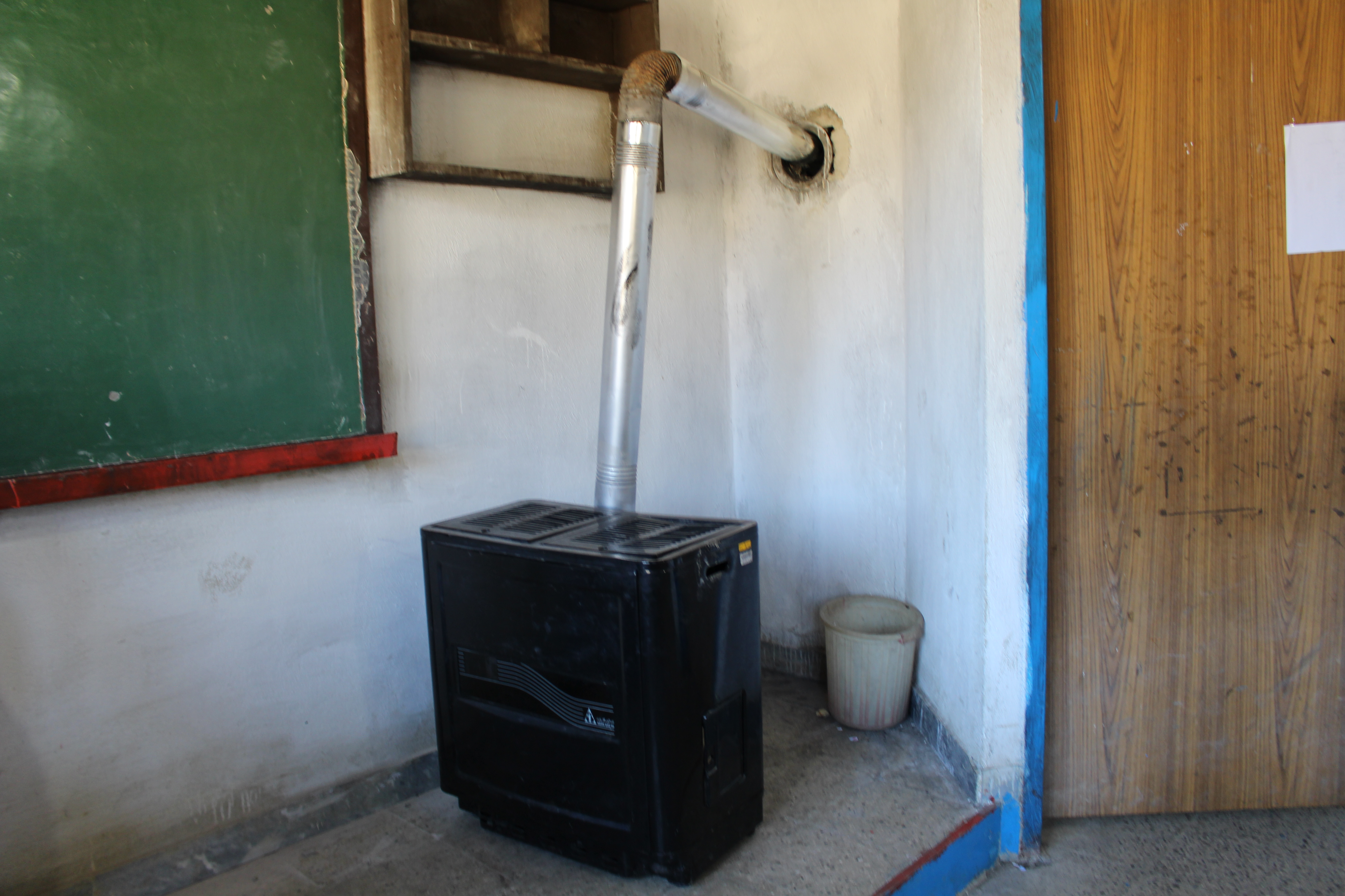 خداحافظی بخاری نفتی با مدارس گیلان