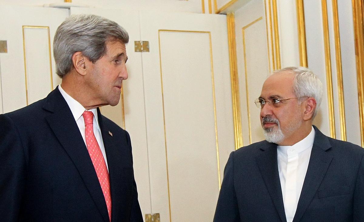 درخواست هسته ای و ویژه جان کری از ظریف