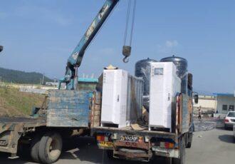 ۲ دستگاه اکسیژن ساز ۶۰۰ لیتری وارد چرخه سلامت استان شد