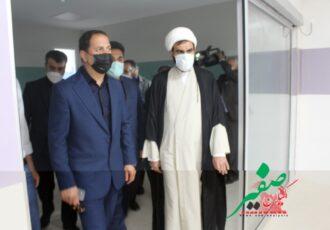 بخش ICU بیمارستان امام حسن مجتبی(ع) فومن  با اعتبار ۲۰۰ میلیارد ریالی تجهیز شد +تصاویر