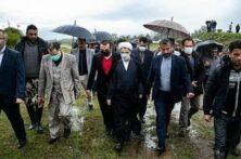تخریب پل و راههای کلفت با صدور مجوز برداشت بی رویه شن و ماسه/مجوز برداشت معدن لغو شد