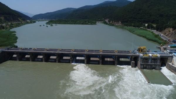 افزایش آبگذاری کانالهای آبیاری کشاورزی در گیلان